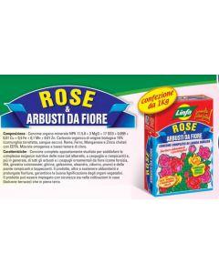 Concime Rose e Arbusti da fiore
